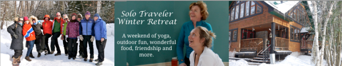 Solo Traveler Reader Retreat