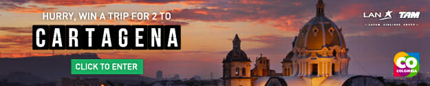 countdown to cartagena sweepstakes banner