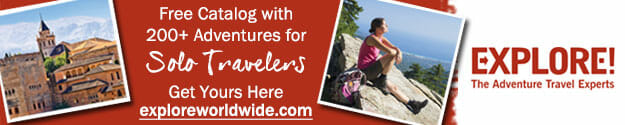 catalog of deals for solo travelers