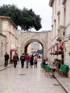Old Zadar