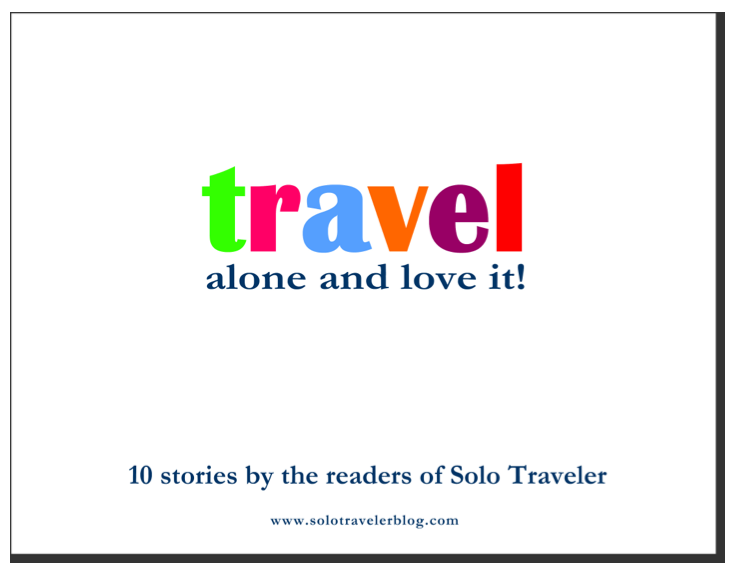 Free ebook of solo travel stories