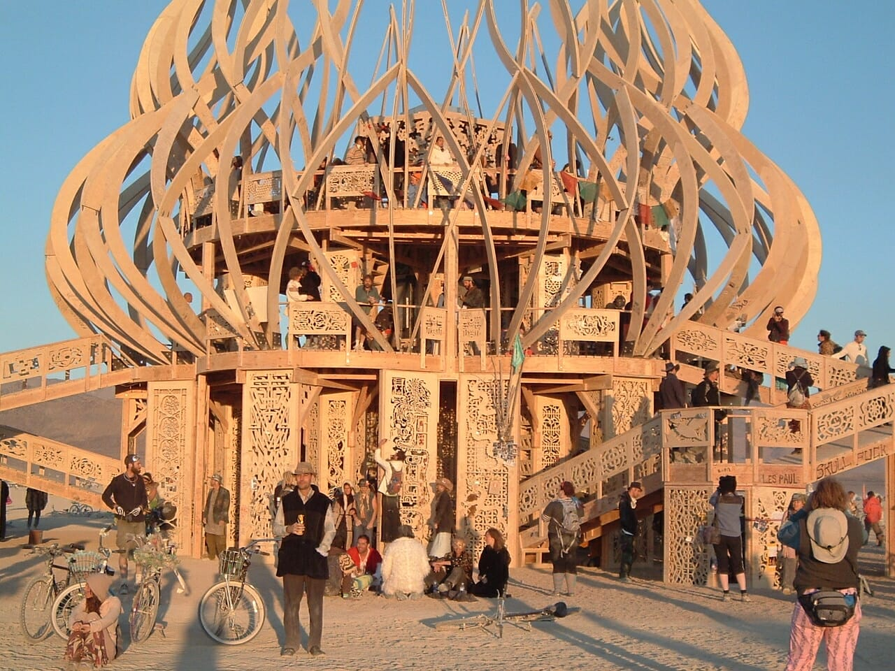 Burning Man for the Solo Traveler