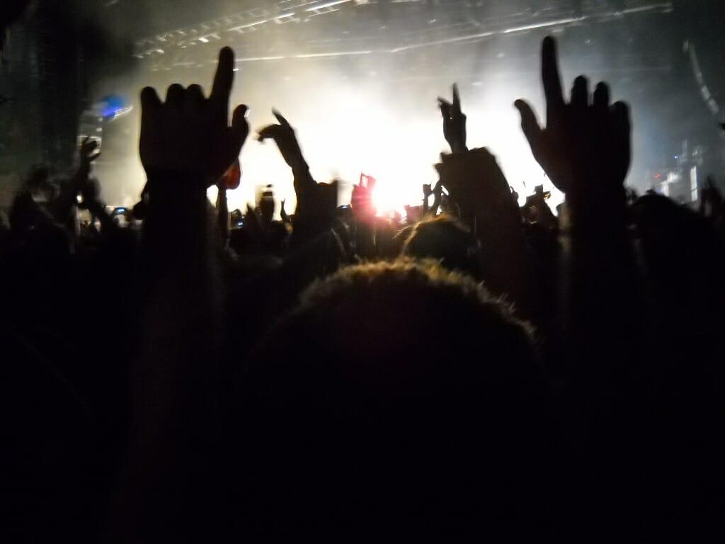 concert rockers
