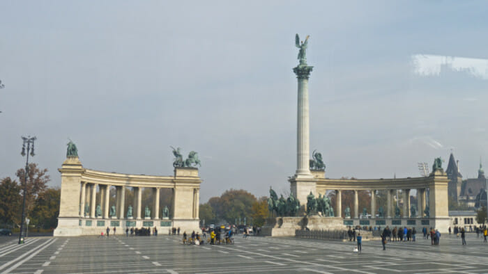 solo travel to budapest