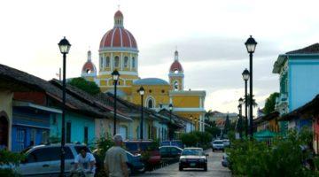 photo, image, granada, solo travel nicaragua