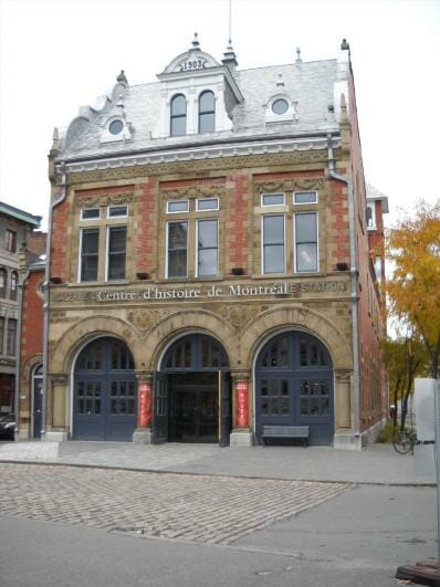 Centre Histoire de Montreal - Montreal Historical Centre