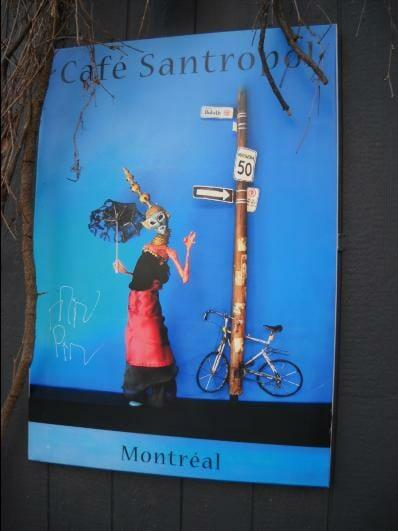 Cafe Santropol Montreal