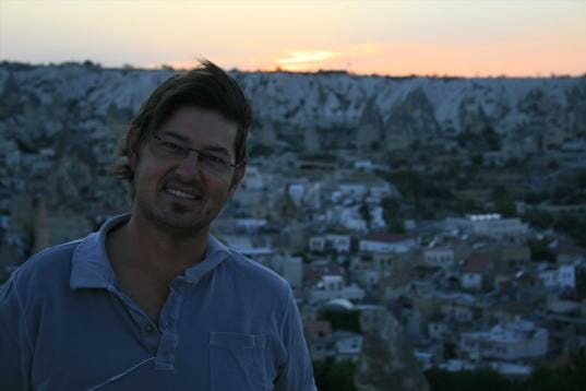 Jeff Jung in Turkey