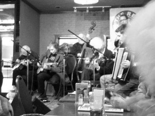 Club Django at The Rex Toronto
