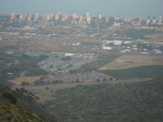 View of Banicassim