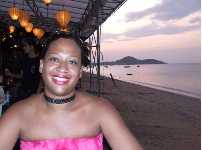 Sarah Lee in Thailand