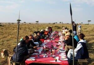 Pic of the Week: Breakfast in the Serengeti