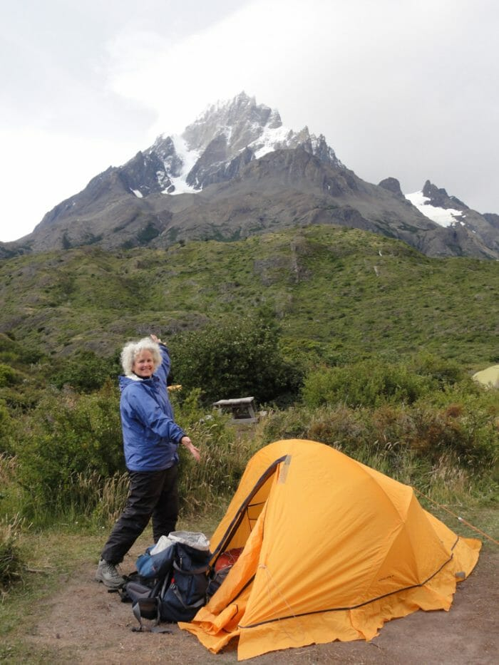 patagonia solo travel