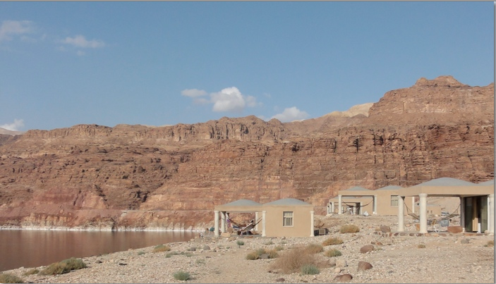 Nature Reserve on the Dead Sea, where to stay in jordan