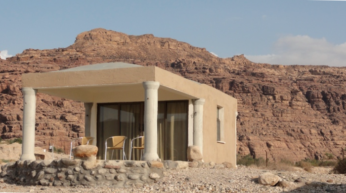 My cottage on the dead sea, where to stay in jordan