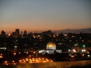 Solo Travel in Jerusalem: Relearning the Art of Conversation