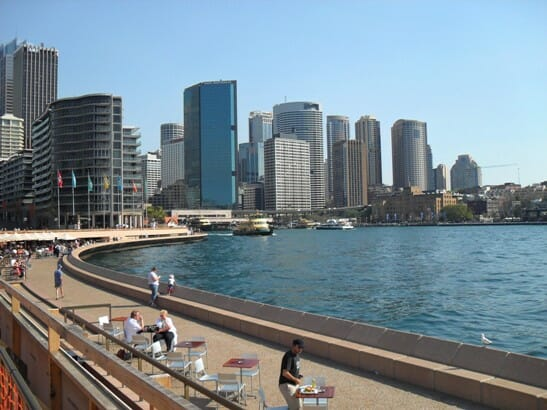 Solo Travel in Sydney