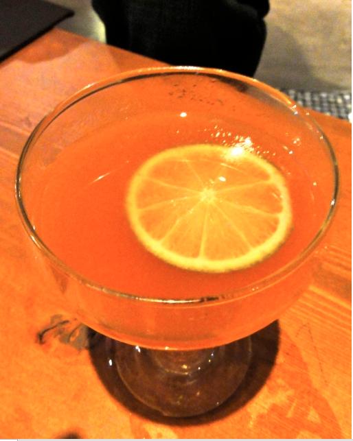 Pepperlicious vodka drink
