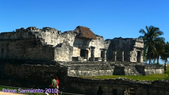 photo, image, Tulum ruins