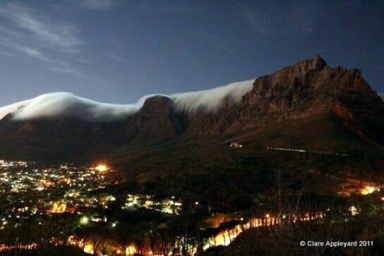 photo, image, Table Mountain