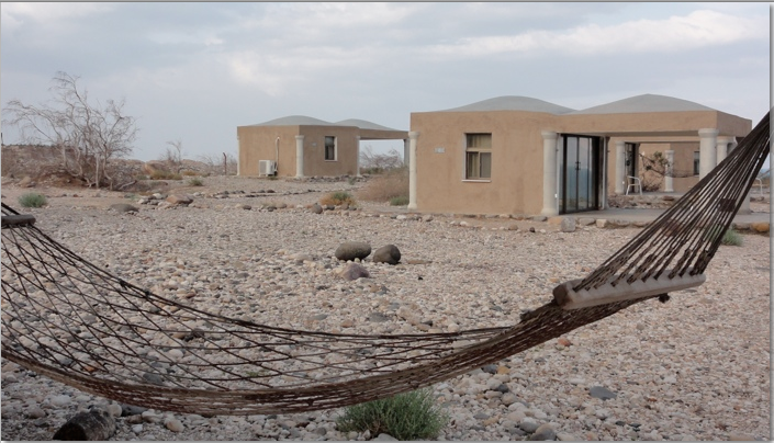 accommodation on the dead sea