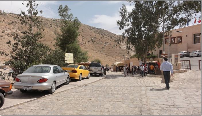 Walking Through Petra Jordan in Photos