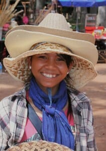 Pic of the Week: All Smiles in Angkor, Cambodia