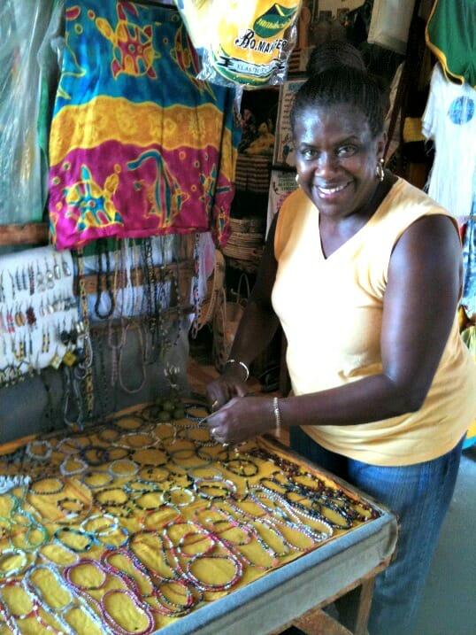 photo, image, craft market, montego bay, jamaica