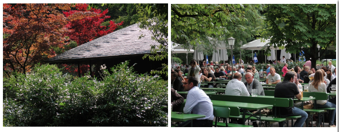 The English Garden Munich