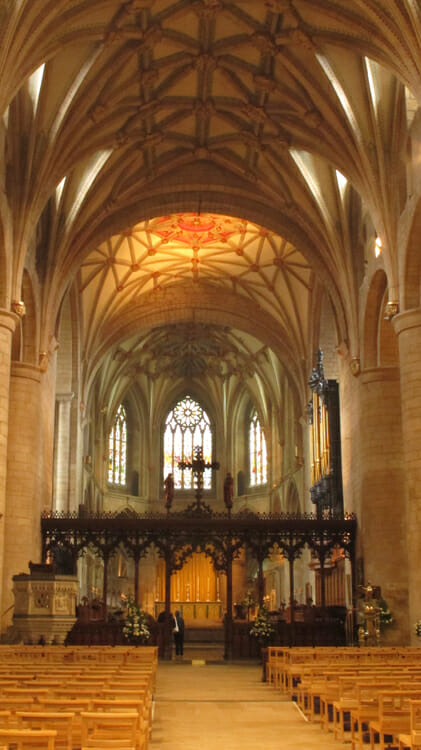 photo, image, abbey, tewkesbury