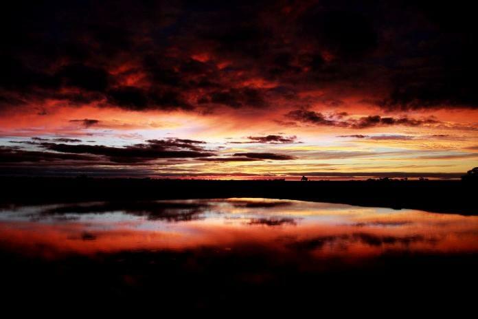 photo, image, sunset, New South Wales