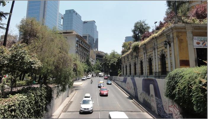 Solo Travel Destination: Santiago, Chile