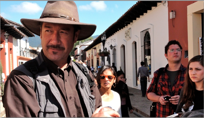 Tour guide San Cristobal