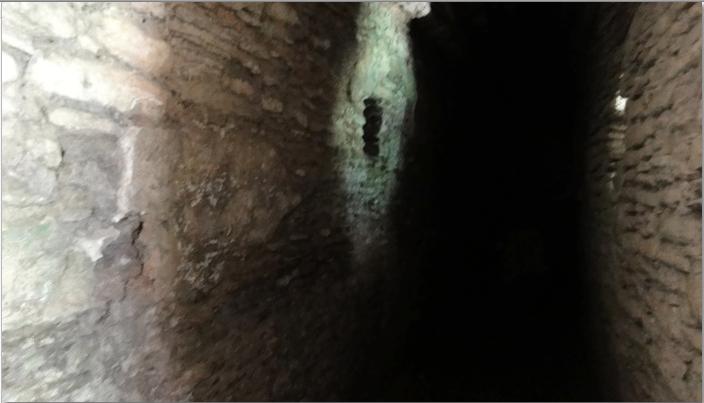 Inside Underground Palace