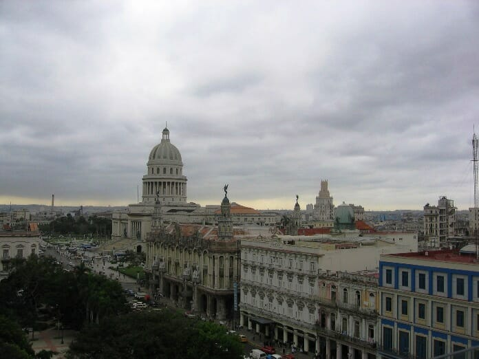 photo, image, hotel parque central, cuba