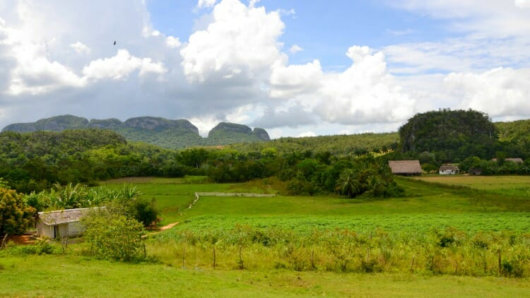 photo, image, countryside, vinales, cuba