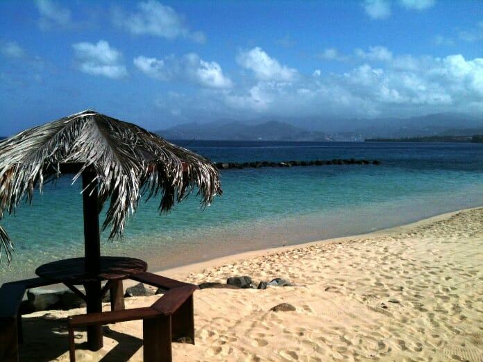 photo, image, beach, grenada