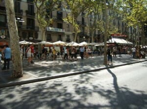Solo Travel Destination: Barcelona