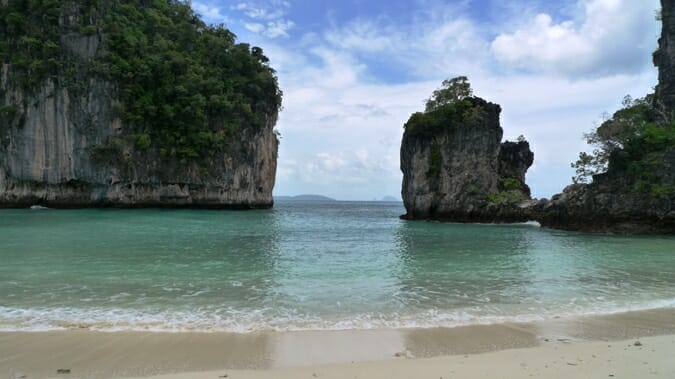 photo, image, beach, thailand
