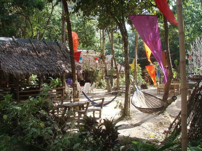 photo, image, small world bar, thailand
