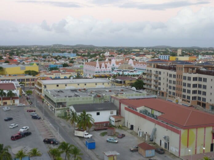photo, image, Aruba, Oranjestad