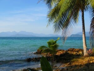 Solo Travel Destination: Koh Chang, Thailand