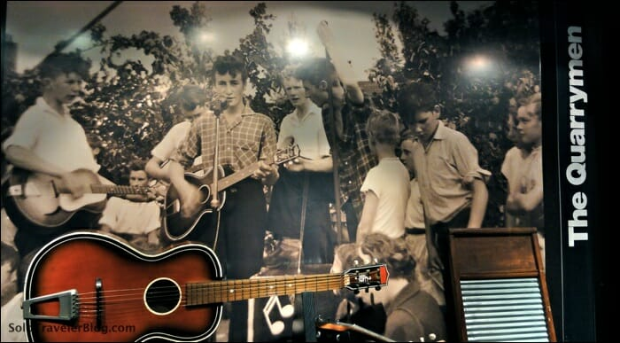 John Lennon and the Quarrymen photo