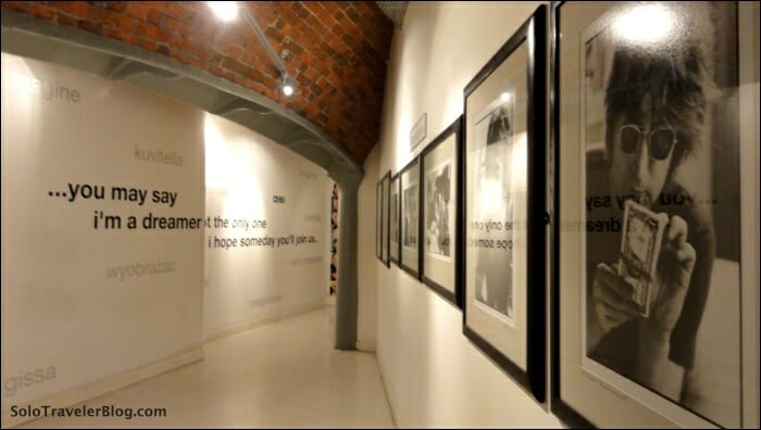 The Beatles Story museum in Liverpool photos