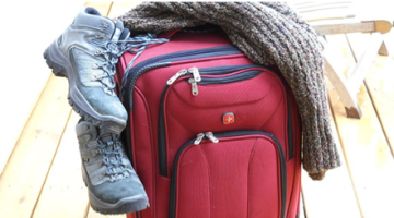 Bare Minimum Packing: Here's Your Packing List