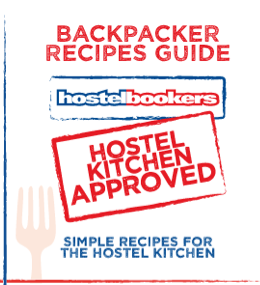 hostel cookbook