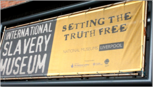Liverpool Museum: slavery then and now!