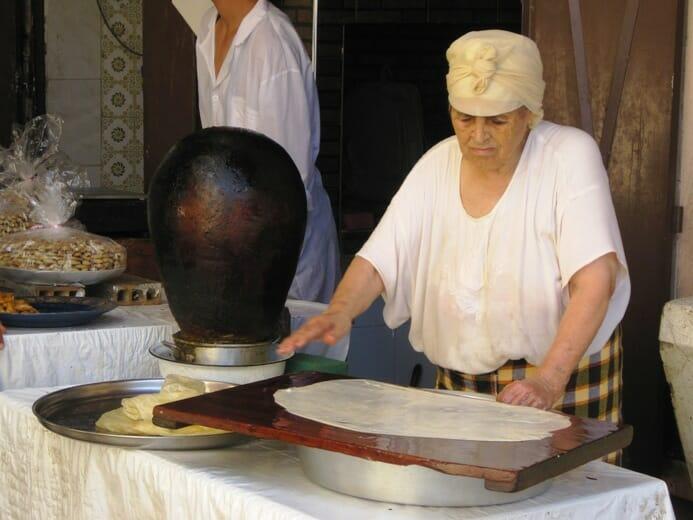 photo, image, fez medina, morocco
