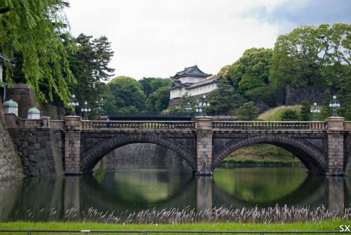 photo, image, tokyo, imperial palace