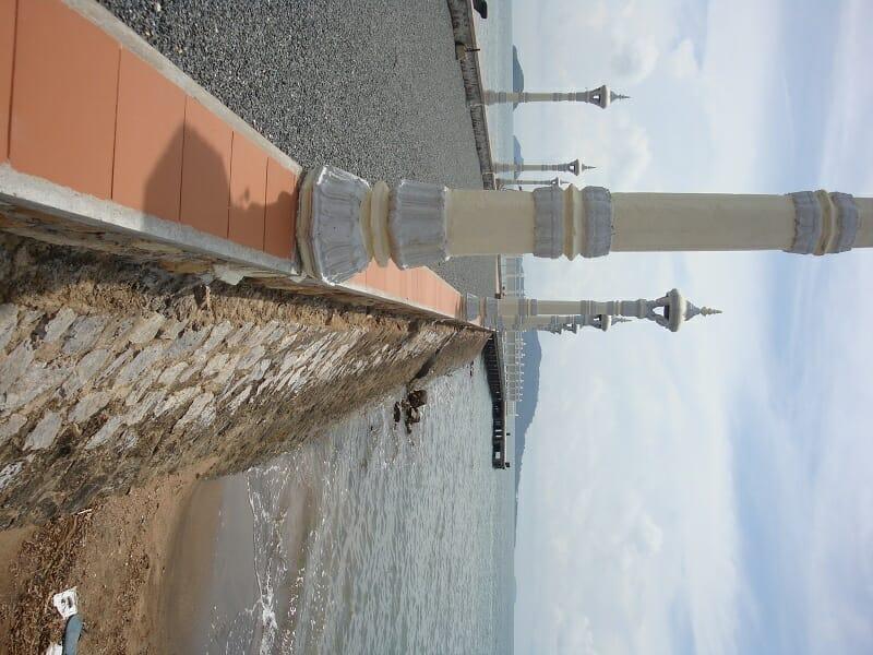 photo, image, dock, kep, cambodia